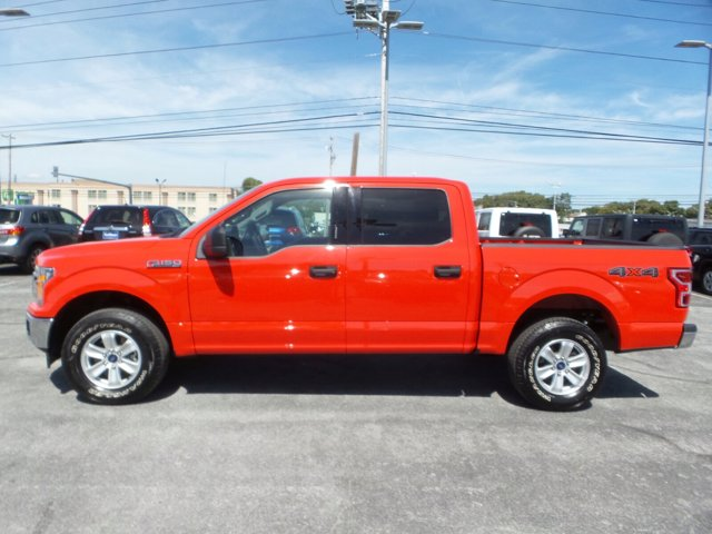 2018 F-150 SuperCrew Cab 4x4, Pickup #KL9263S - photo 7