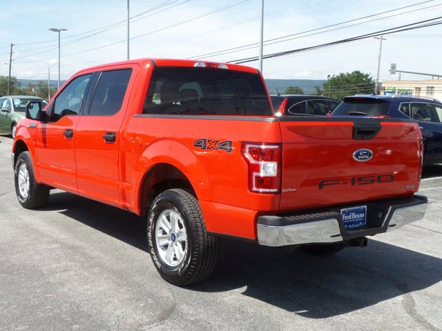 2018 F-150 SuperCrew Cab 4x4, Pickup #KL9263S - photo 3