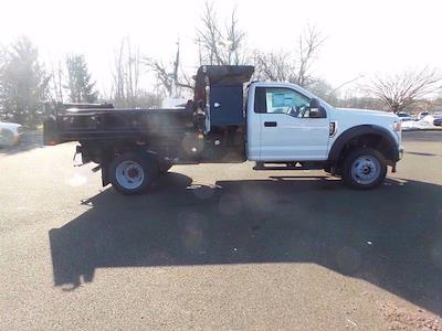 2020 F-450 Regular Cab DRW 4x4,  Rugby Eliminator LP Steel Dump Body #FLU01184 - photo 5