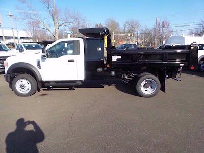 2020 F-450 Regular Cab DRW 4x4,  Rugby Eliminator LP Steel Dump Body #FLU01184 - photo 9