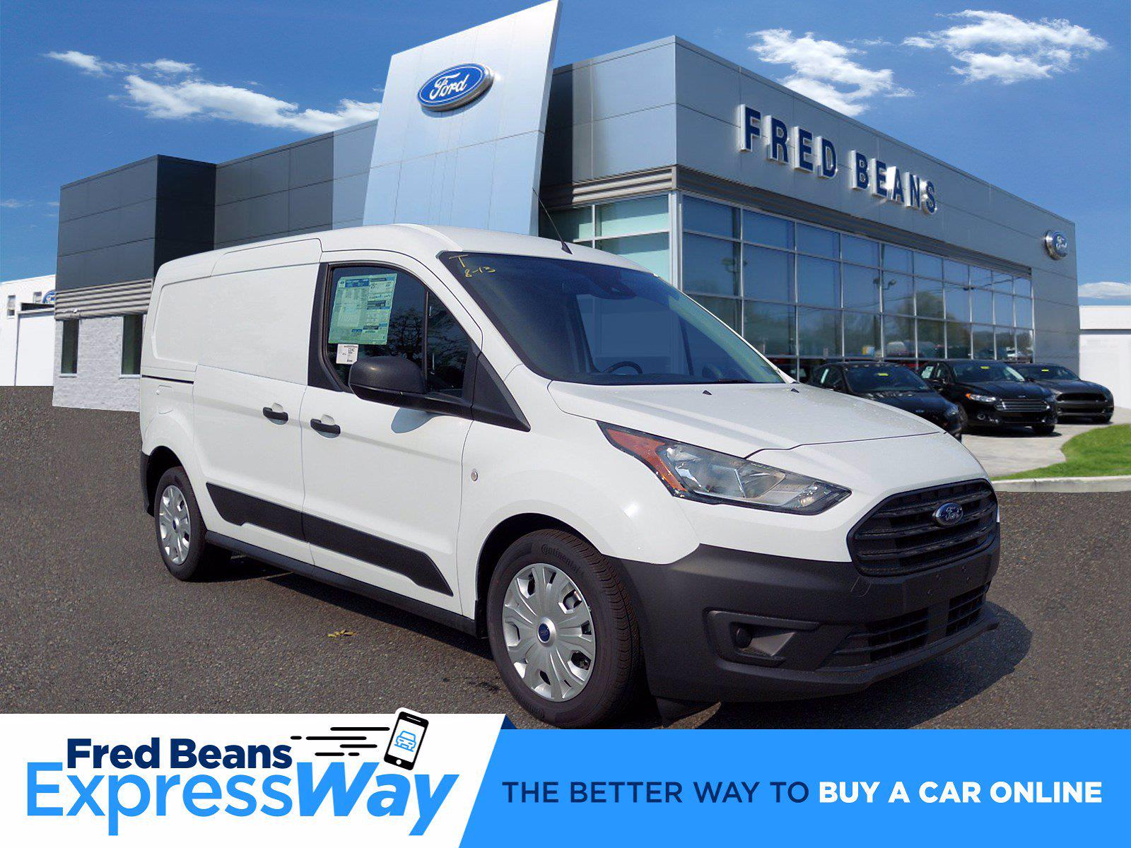 2021 Ford Transit Connect FWD, Empty Cargo Van #P00575 - photo 1