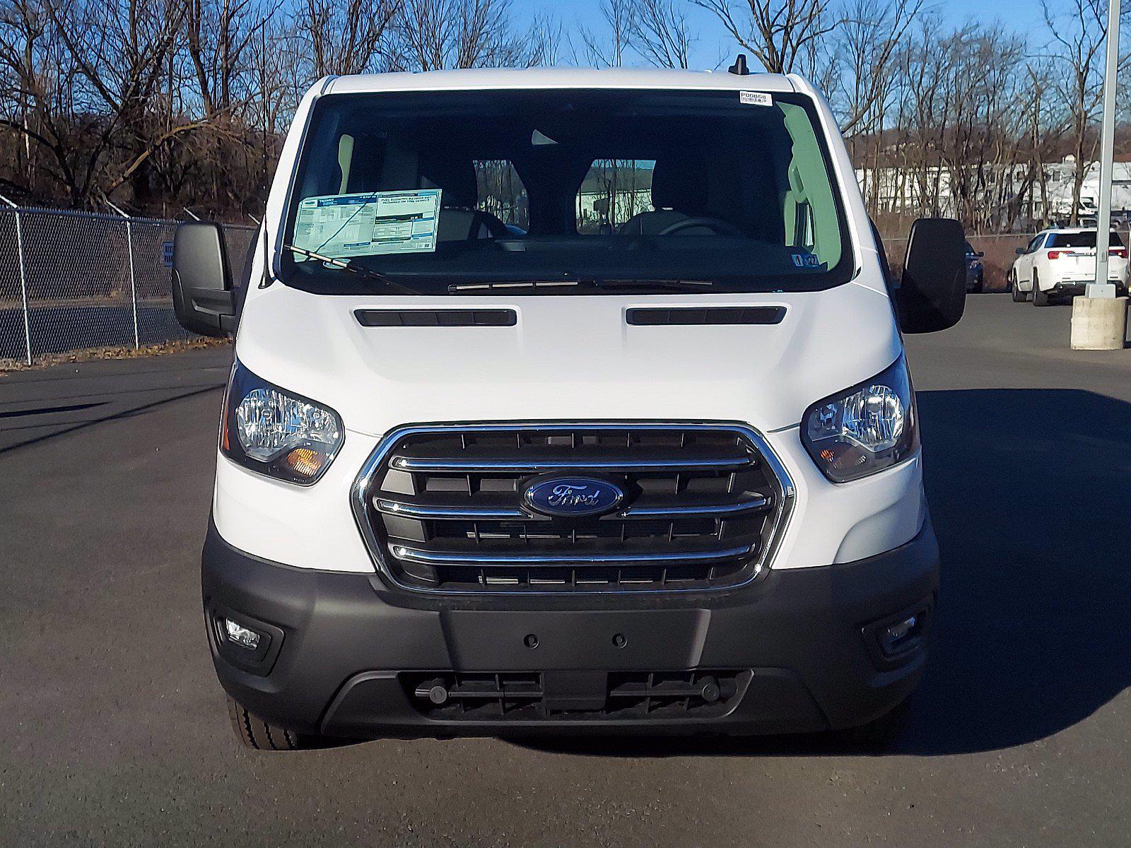 2020 Ford Transit 250 Low Roof 4x2, Empty Cargo Van #P00858 - photo 1