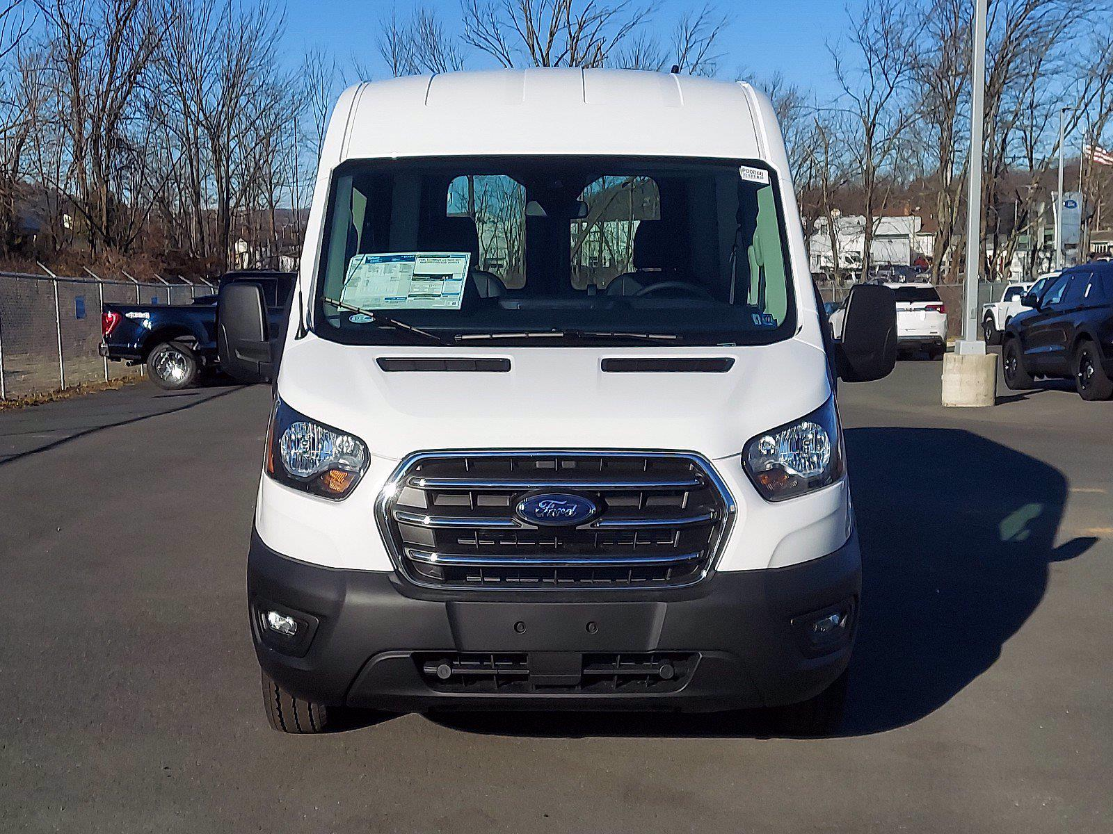 2020 Ford Transit 250 Med Roof 4x2, Empty Cargo Van #P00868 - photo 1