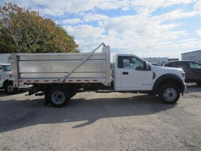 2019 Ford F-550 Regular Cab DRW 4x4, Knapheide Landscape Dump #19T815 - photo 3