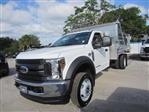 2019 Ford F-550 Regular Cab DRW 4x4, Knapheide Landscape Dump #19T815 - photo 7