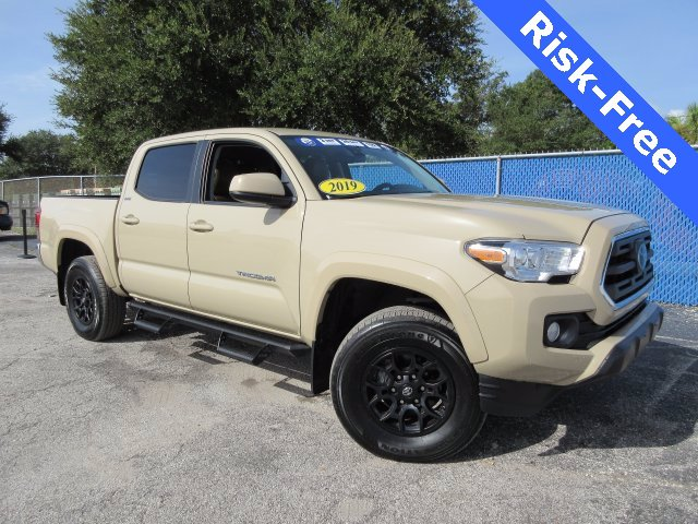 2019 Toyota Tacoma Double Cab 4x4, Pickup #20T477A - photo 1