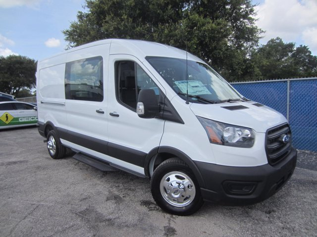 2020 Ford Transit 250 Med Roof AWD, Crew Van #20T527 - photo 1