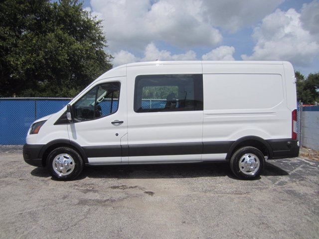 2020 Ford Transit 250 Med Roof AWD, Crew Van #20T527 - photo 7