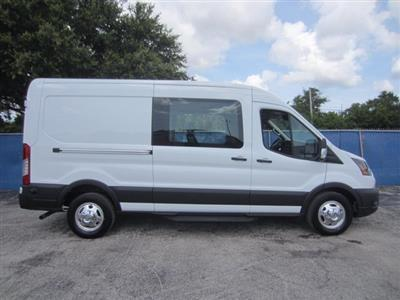 2020 Ford Transit 250 Med Roof AWD, Crew Van #20T527 - photo 4
