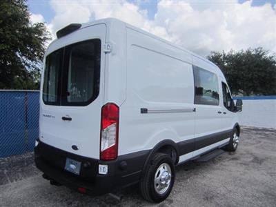 2020 Ford Transit 250 Med Roof AWD, Crew Van #20T527 - photo 3