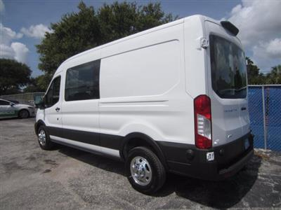 2020 Ford Transit 250 Med Roof AWD, Crew Van #20T527 - photo 6