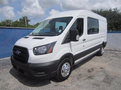 2020 Ford Transit 250 Med Roof AWD, Crew Van #20T527 - photo 8
