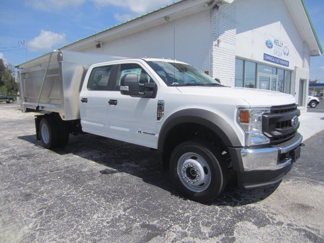 2020 Ford F-450 Crew Cab DRW 4x4, Landscape Dump #20T530 - photo 1