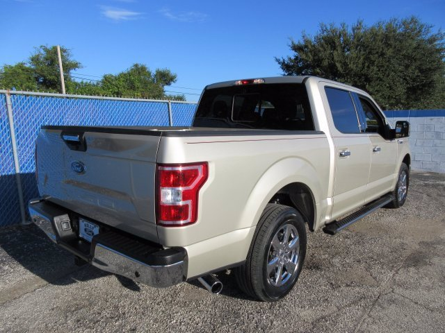 2018 Ford F-150 SuperCrew Cab RWD, Pickup #20T649A - photo 1