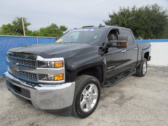 2019 Chevrolet Silverado 2500 Crew Cab 4x4, Pickup #20T695A1 - photo 10
