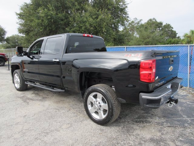 2019 Chevrolet Silverado 2500 Crew Cab 4x4, Pickup #20T695A1 - photo 7