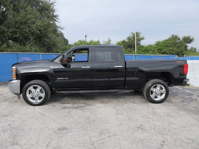 2019 Chevrolet Silverado 2500 Crew Cab 4x4, Pickup #20T695A1 - photo 9