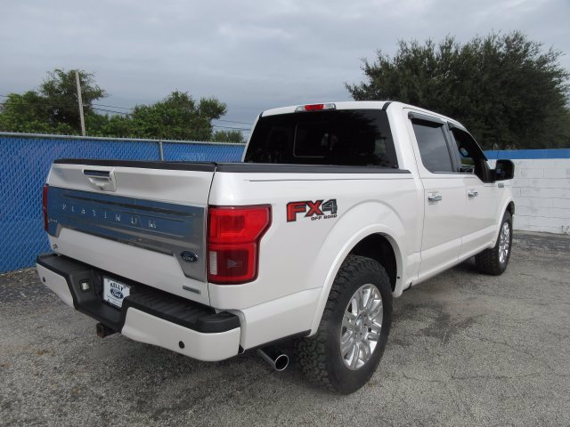 2018 Ford F-150 SuperCrew Cab 4x4, Pickup #20T696A - photo 1
