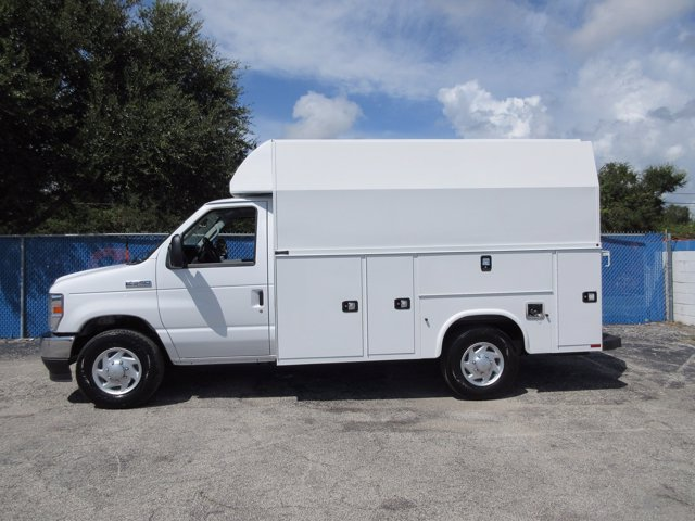 2021 Ford E-350 RWD, Service Utility Van #21T001 - photo 6