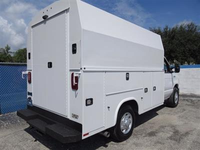 2021 Ford E-350 RWD, Service Utility Van #21T001 - photo 2