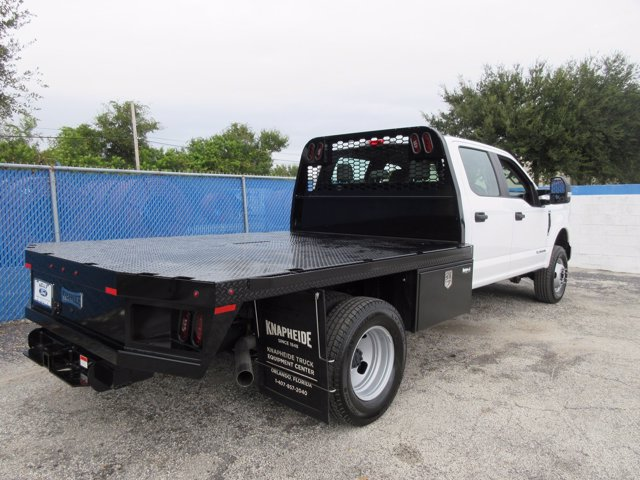 2020 Ford F-350 Crew Cab DRW 4x4, Knapheide Platform Body #20T712 - photo 1