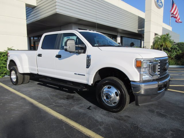 2020 Ford F-350 Crew Cab DRW 4x4, Pickup #20T750 - photo 1