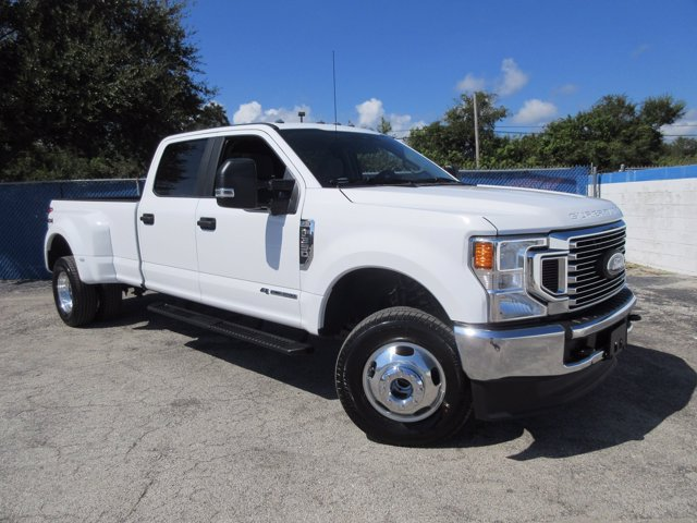 2020 Ford F-350 Crew Cab DRW 4x4, Pickup #20T751 - photo 1