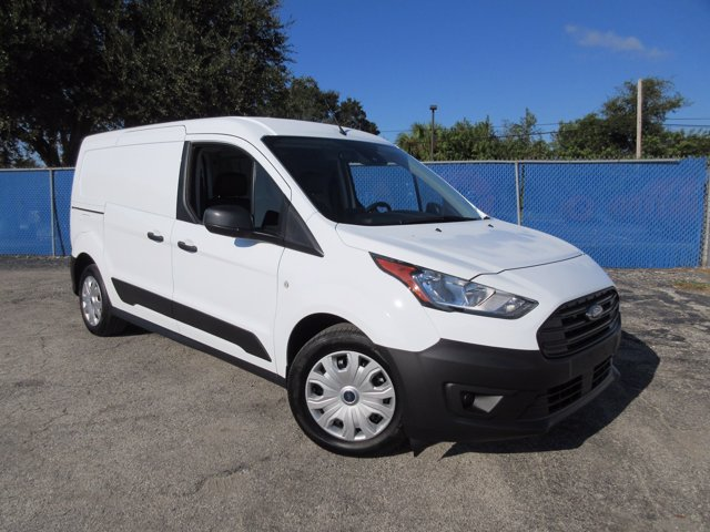 2021 Ford Transit Connect FWD, Empty Cargo Van #20T757 - photo 3