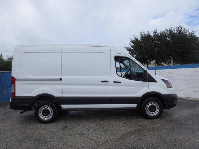 2020 Ford Transit 250 Med Roof RWD, Empty Cargo Van #20T786 - photo 4