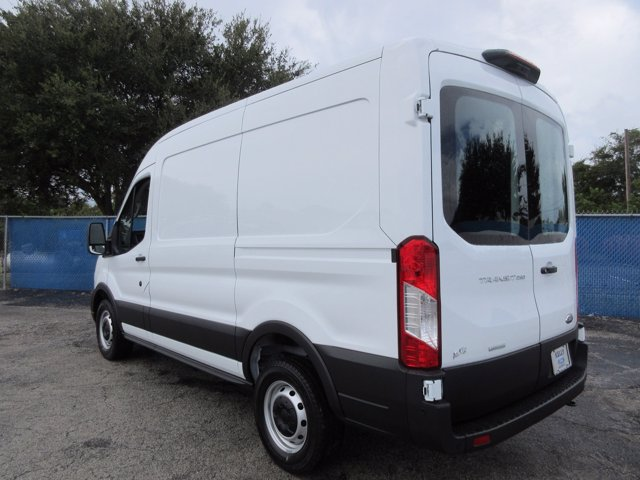 2020 Ford Transit 250 Med Roof RWD, Empty Cargo Van #20T786 - photo 1