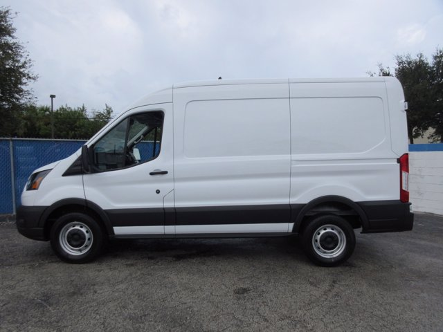 2020 Ford Transit 250 Med Roof RWD, Empty Cargo Van #20T786 - photo 5