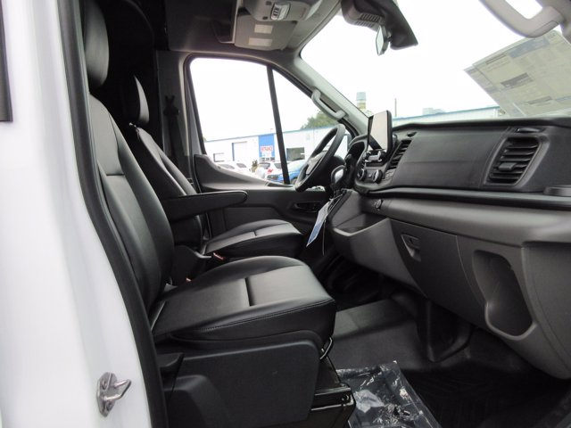 2020 Ford Transit 250 Med Roof RWD, Empty Cargo Van #20T786 - photo 9