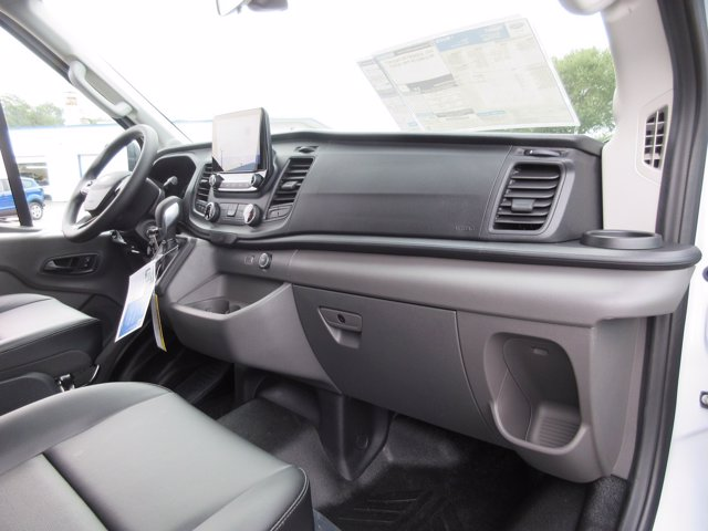 2020 Ford Transit 250 Med Roof RWD, Empty Cargo Van #20T786 - photo 10