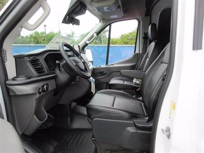2020 Ford Transit 250 Med Roof RWD, Empty Cargo Van #20T786 - photo 12