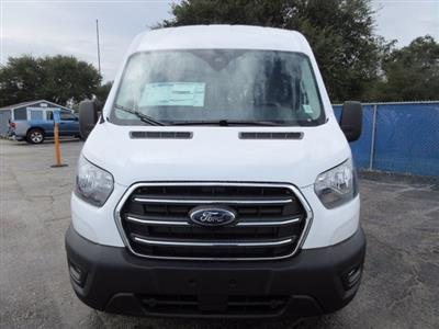 2020 Ford Transit 250 Med Roof RWD, Empty Cargo Van #20T786 - photo 8
