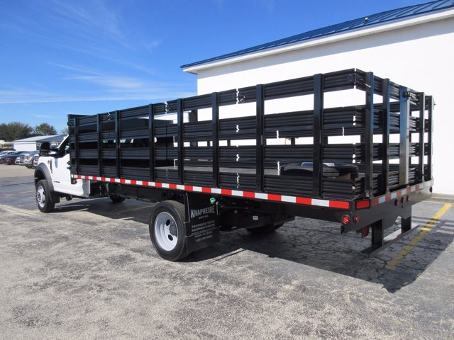 2020 Ford F-550 Regular Cab DRW 4x2, Stake Bed #20T901 - photo 1