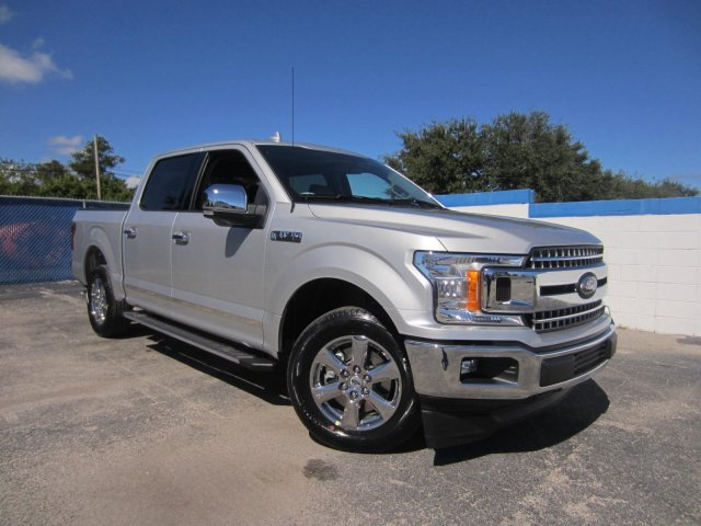 2018 Ford F-150 SuperCrew Cab RWD, Pickup #P1475 - photo 1