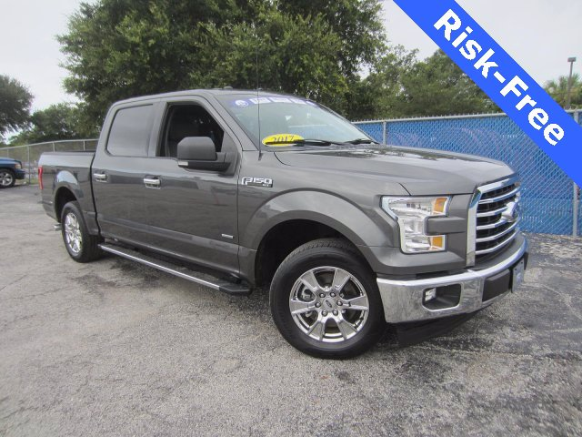 2017 Ford F-150 SuperCrew Cab RWD, Pickup #P1422 - photo 1