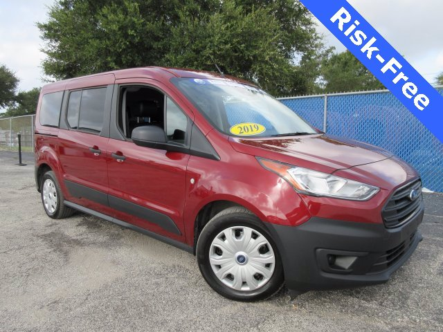 2019 Ford Transit Connect FWD, Passenger Wagon #P1452 - photo 1