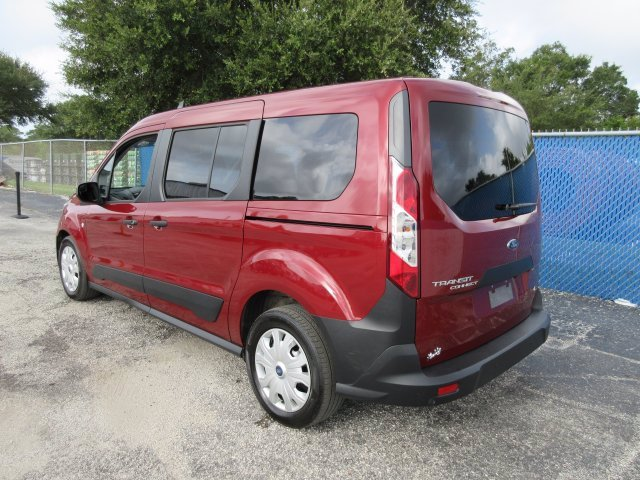 2019 Ford Transit Connect FWD, Passenger Wagon #P1452 - photo 3