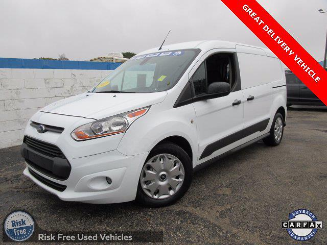 2017 Ford Transit Connect FWD, Empty Cargo Van #P1582 - photo 1