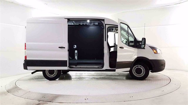 2020 Transit 150 Med Roof RWD, Empty Cargo Van #200223 - photo 8