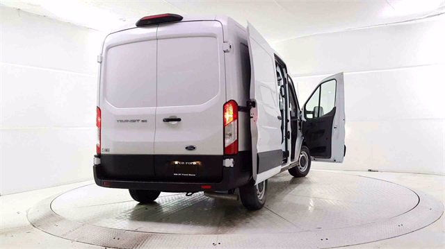 2020 Transit 150 Med Roof RWD, Empty Cargo Van #200223 - photo 9
