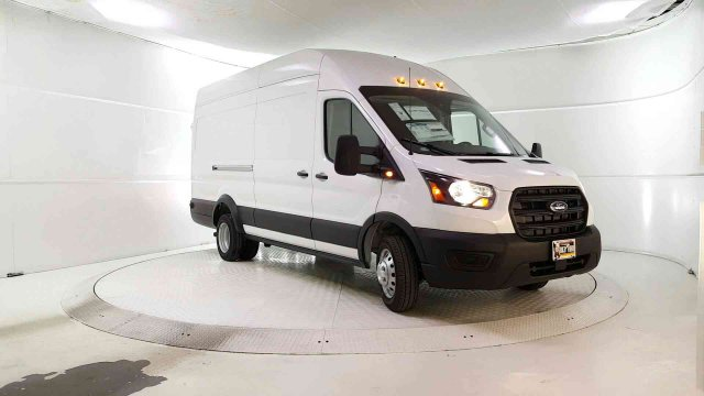 2020 Ford Transit 350 HD High Roof DRW RWD, Empty Cargo Van #200251 - photo 1