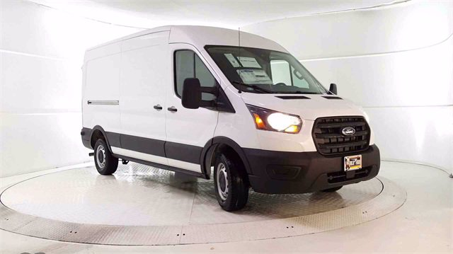 2020 Ford Transit 150 Med Roof RWD, Empty Cargo Van #200606 - photo 1