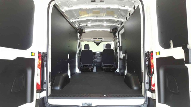 2020 Transit 250 Med Roof RWD, Empty Cargo Van #200650 - photo 2