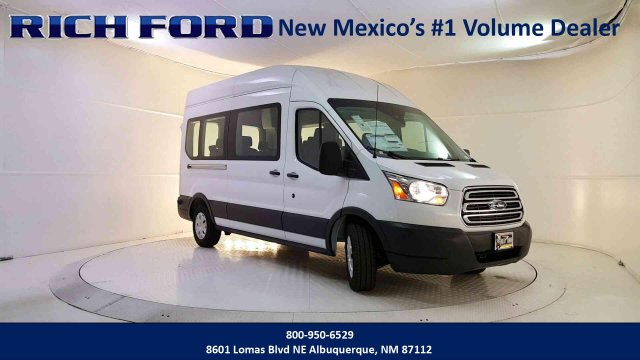 2018 Transit 350 High Roof 4x2,  Passenger Wagon #82638 - photo 1