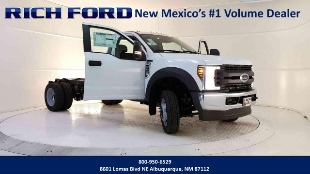2019 F-450 Regular Cab DRW 4x4,  Cab Chassis #92040 - photo 6