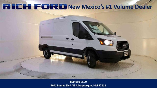 2019 Transit 350 Med Roof 4x2,  Empty Cargo Van #92078 - photo 1