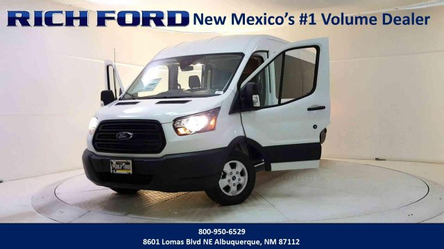 2019 Transit 350 Med Roof 4x2,  Passenger Wagon #92114 - photo 10
